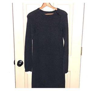 Gap XS sweater dress, hits below the knee